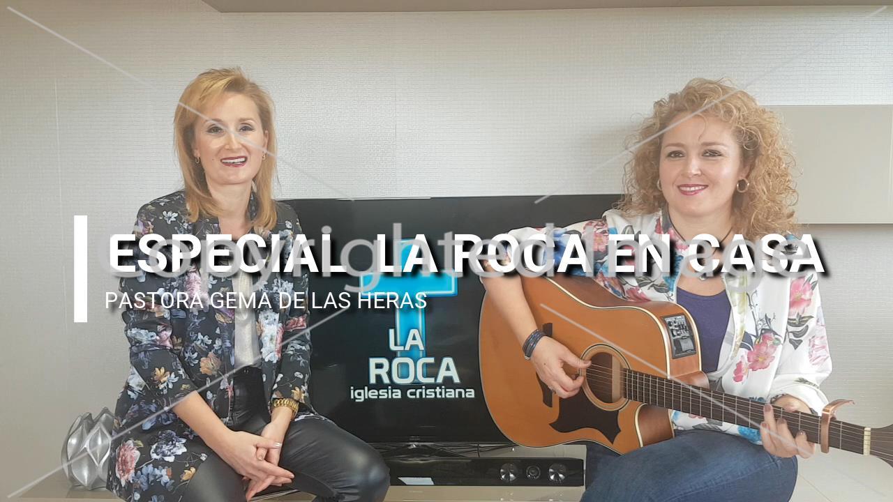 Especial La Roca en casa: No temas