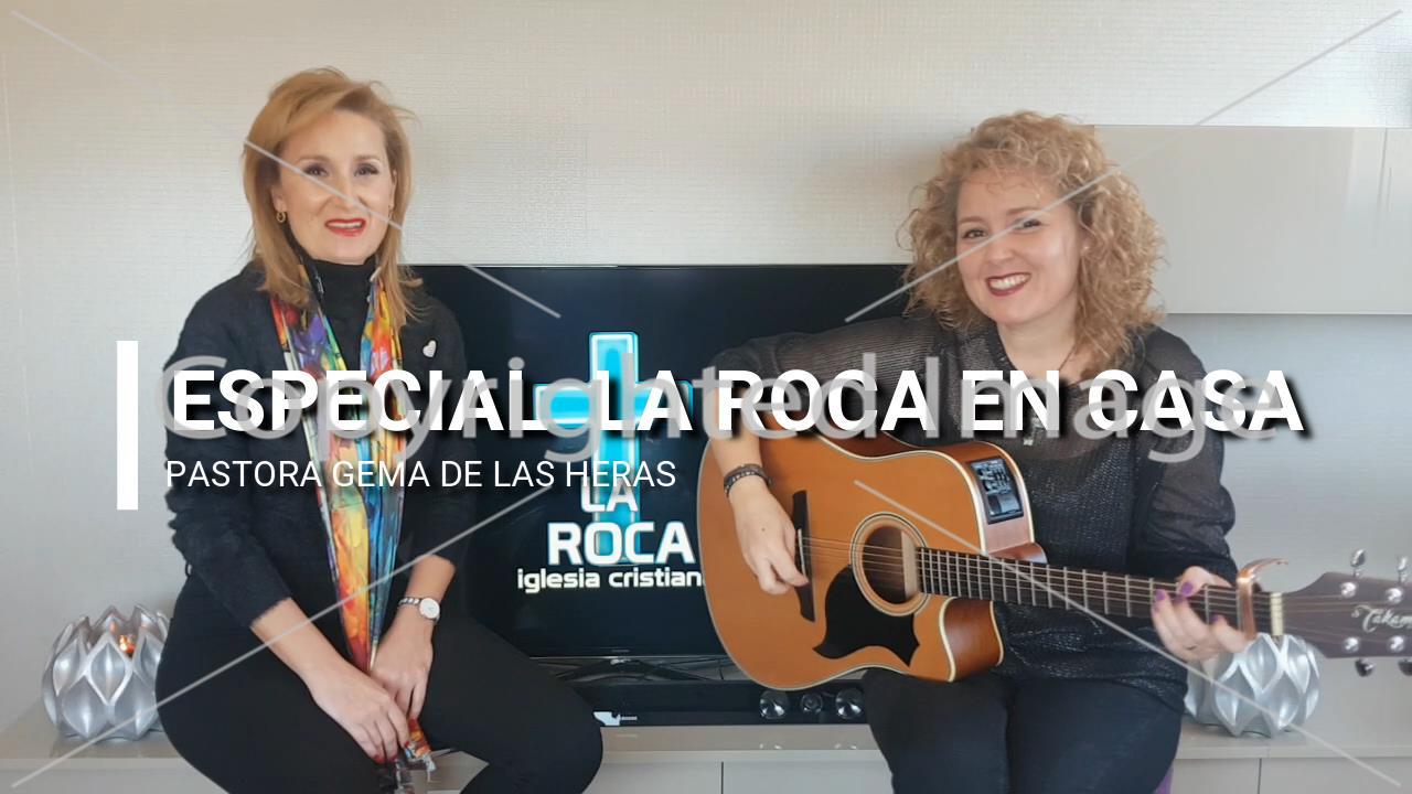 Especial La Roca en casa: Manten el gozo